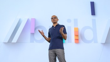 Trust, privacy, and then what? Microsoft CEO Satya Nadella opens Build developer conference