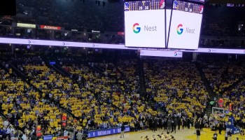 Big tech and pro sports converge in Silicon Valley during NBA Playoffs, offering a preview for Seattle