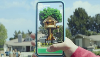 Hands-on with Minecraft Earth, Microsoft's augmented reality answer to Pokémon Go