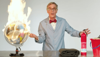 Bill Nye gets heated and tells us to 'grow up' in fiery global warming take during 'Last Week Tonight'