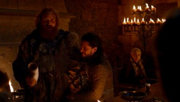 'Game of Thrones' gets roasted for leaving a Starbucks coffee cup in a shot during episode four