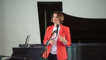 Accomplished pianist's startup Play At Work strikes a chord with music lessons for busy tech workers