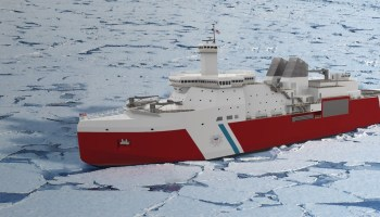 Coast Guard says Seattle will be homeport for America's next-generation icebreakers