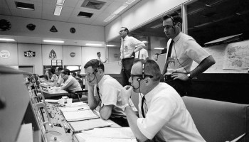 50 years after Apollo 11, unsung heroes of Mission Control ponder past and future of the final frontier