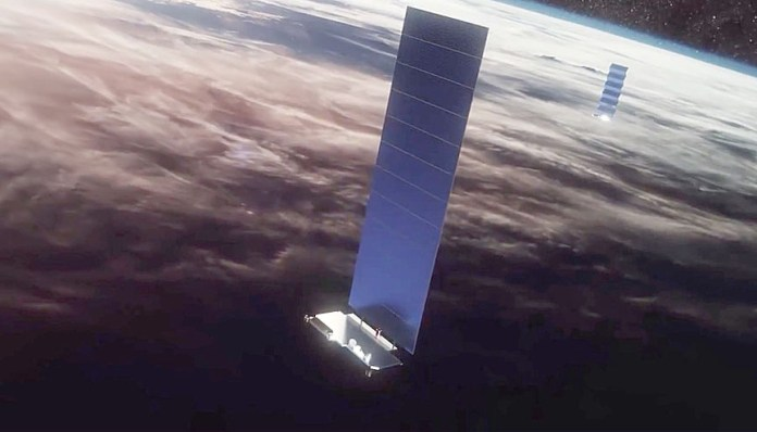 Spacex Engineers Flash Some Facts About Starlink Satellites