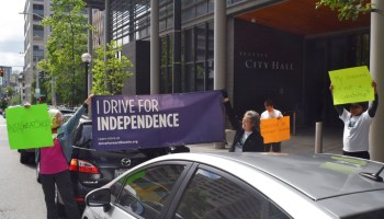 Driver wars: Uber-backed advocacy group protests potential tax, unionization effort in Seattle
