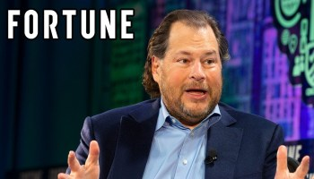 Marc Benioff to skeptical investors: Salesforce's $15.7B Tableau deal is a 'spectacular combination'