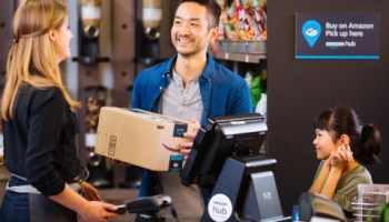 Amazon partners with retailers for new Counter package pickup service, starting with Rite-Aid