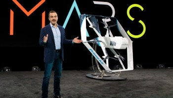 Robots, drones, satellites, and Amazon's vision for the future of automation and humanity