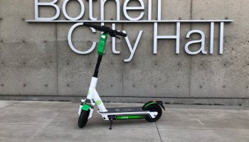 Another city in Washington launches scooter-share pilot as Seattle holdout continues