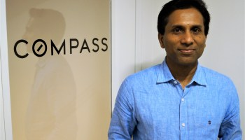 Fast-growing real estate heavyweight Compass raises $370M at $6.4B valuation