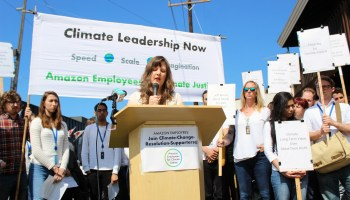 With a strong nudge from employees, can Amazon finally become a leader on climate change?
