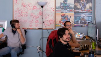 How this co-working space helps build community and camaraderie around indie game development