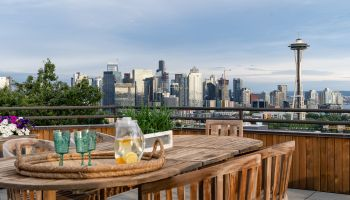 Exquisite View Estate Nestled on Queen Anne