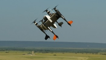 Bell shows off an autonomous delivery drone that rivals Amazon's prototype