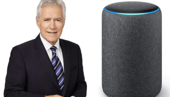 Dimmest bulb on 'Jeopardy' is Alexa as Amazon's A.I. is tasked with turning down the stage lights