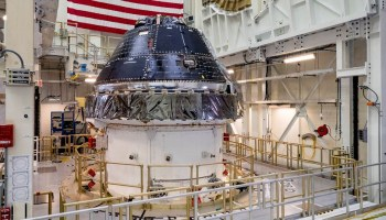 NASA's Orion spacecraft program gets a multibillion-dollar vote of support