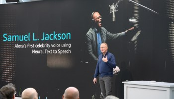 We swear, using Samuel L. Jackson to voice Alexa is Amazon's best new idea