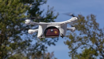 Your move, Amazon: UPS Flight Forward wins FAA approval as drone delivery airline