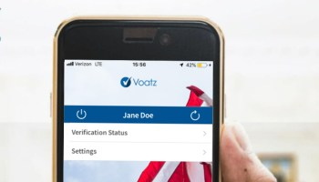 Oregon counties test mobile voting, allowing overseas citizens to cast ballots using smartphones