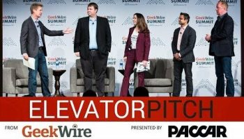 Video: 'Pay equity is not a fad,' says Syndio CEO on the way to winning GeekWire's Elevator Pitch