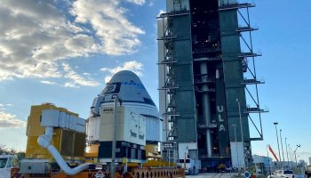 Starliner and Atlas 5 rocket