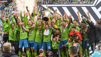 Scenes from the epic Sounders MLS Cup win: Tech execs enjoy championship as new owners