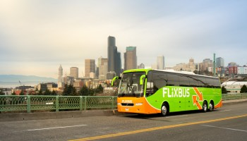 FlixBus arrives in Northwest with $9.99 trip from Seattle to Portland — and plans for electric vehicles