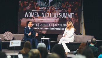 Microsoft VP Gretchen O'Hara on helping launch Women in Cloud, the work-life continuum, and more