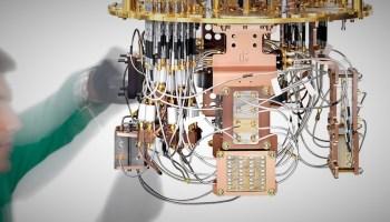 Rigetti quantum computer