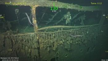 Paul Allen's research vessel surveys wreckage of 'Asia's Titanic' — 1987 ferry sinking killed 4,300