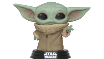 Funko is making a Baby Yoda from Disney's 'The Mandalorian' — but not in time for Christmas