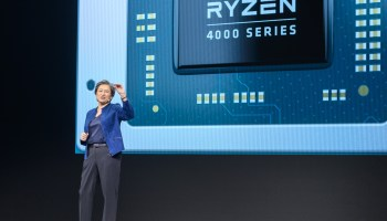 AMD challenges Intel dominance in laptops with with new Ryzen 7 4000-series processors