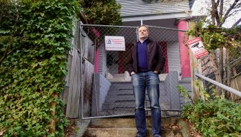 Seattle 'hacker house' founder battling UW after broken pipe sinks startup enclave