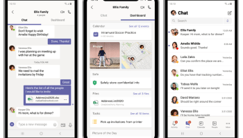 Microsoft previews new Teams family features in broader push to expand Office beyond work