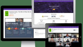 随着活动因COVID-19而取消,西雅图一家初创公司建万博世界杯官网立了一个虚拟平台