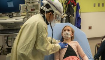 Seattle Children's imaging expert uses CT scanner and 3D printing to replace vital equipment parts