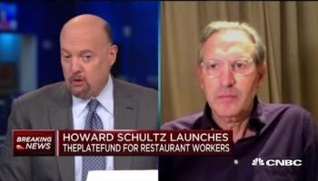 Howard Schultz isn't giving up on the 'third place,' but foresees lasting change in consumer behavior