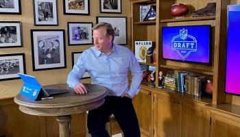 NFL选秀:微软如何在合作技术的转折点取得胜利