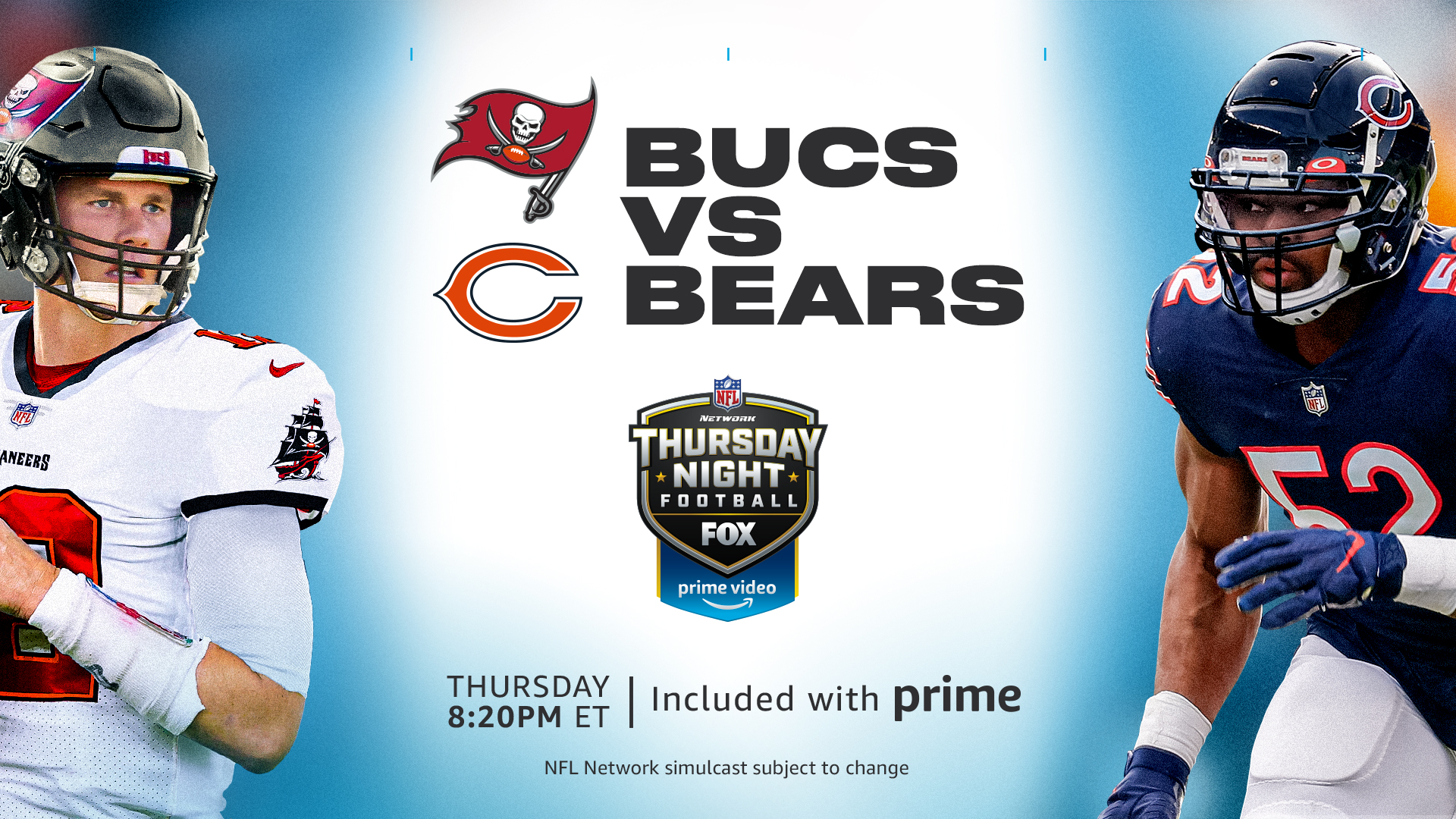 Thursday night football written over a football field with nfl and amazon prime video logos below fox will air one final season of thursday. Amazon Streams Thursday Night Football Again With New X Ray Feature Audio Feed Twitch Shows Geekwire