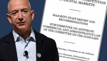 对亚马逊而言:从数码市场的美国国会众议院反垄断报告要点总结