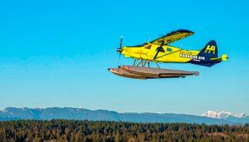电动水上飞机飞行试验