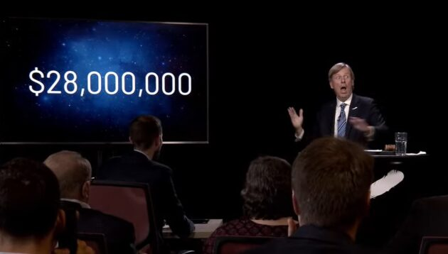 $28 million bidding
