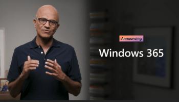 通过Windows 365,微软实现了对云电脑的愿景,将操作系统传输到任何设备上