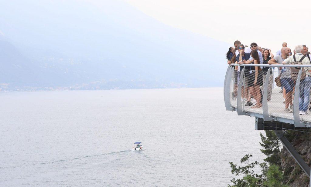 La Pista Ciclabile Sul Lago Di Garda Il Percorso Video