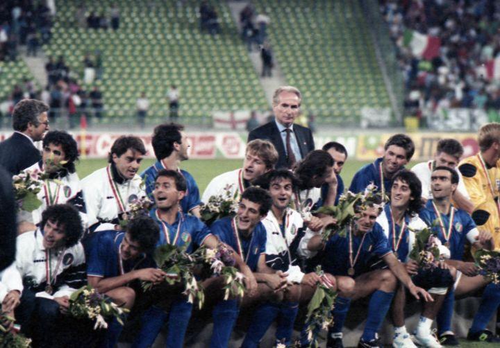 Italia '90 | numerosette.eu
