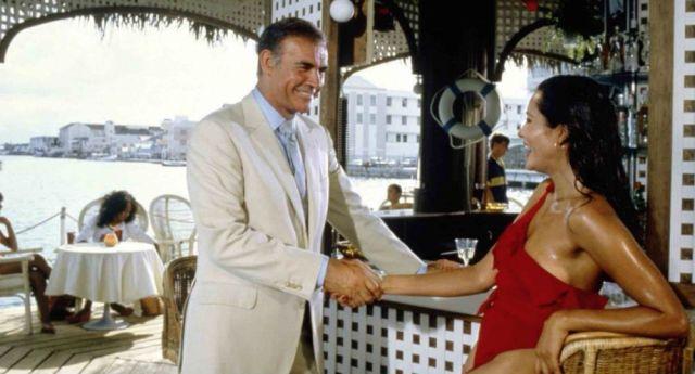 007 Mai dire mai, l'ultima volta di Sean Connery nei panni di ...