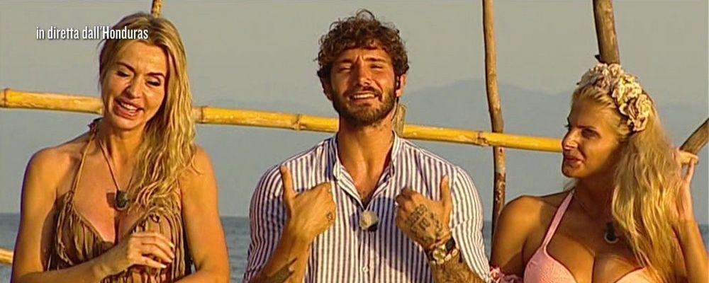 Isola dei famosi 2018 nona puntata: Marco Ferri eliminato dal cocco, arriva Valeria Marini