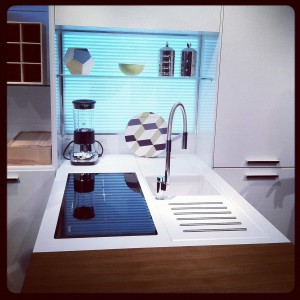 Most ingenious disappearing kitchen - Board by Pietro Arosio for Snaidero @ EuroCucina
