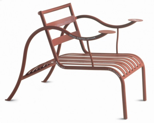 Thinking Chair, Cappellini
